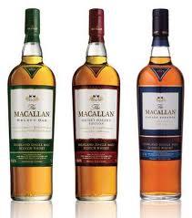 Vua của các loại rượu Whisky Scotch - Macallan